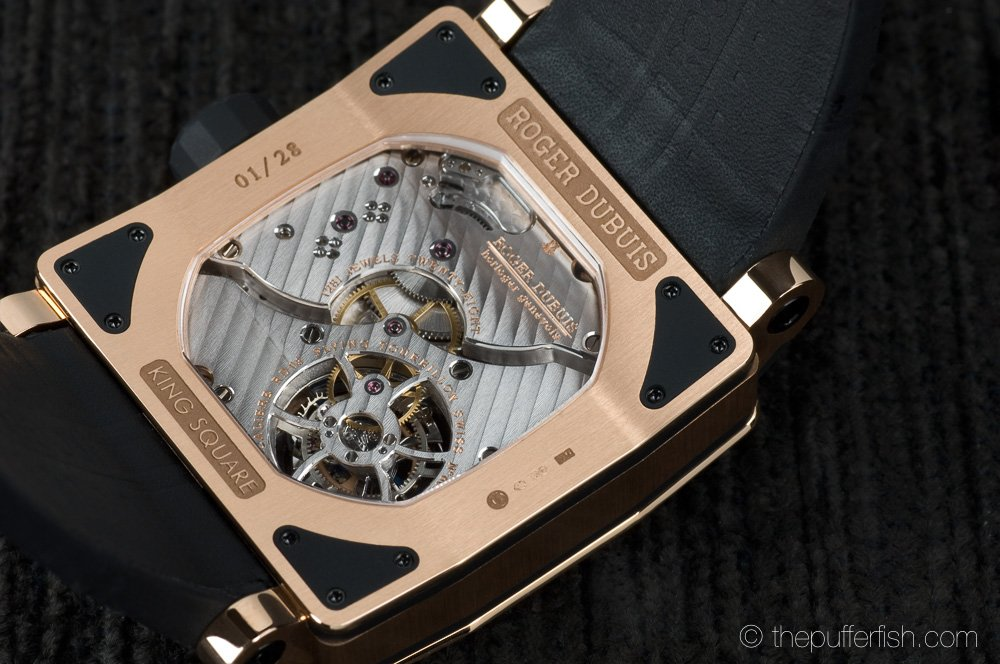 ThePufferfish, World of Watches, Roger Dubuis