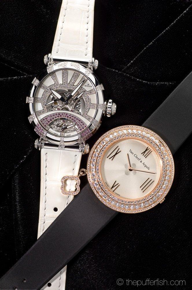 ThePufferfish, World of Watches, Van Cleef