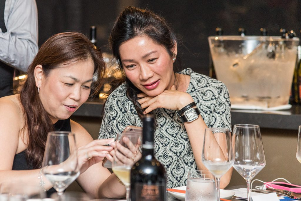 ThePufferfish, PengWine, Wine Paring Event, Coriander Leaf